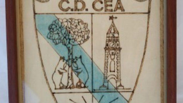 ESCUDO DO C.D.CEA