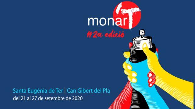 Quadre amb signatures artistes #2a EDICIÓ monar'T