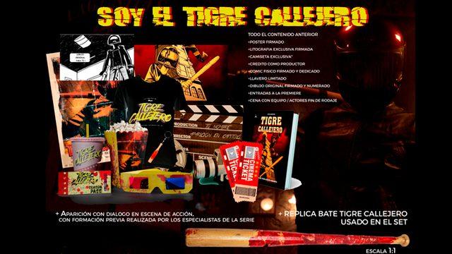 Soy El Tigre Callejero