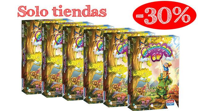 Rainbow Elf Tiendas