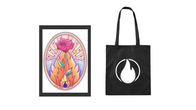 Descarga digital + Totebag + Lámina edición limitada