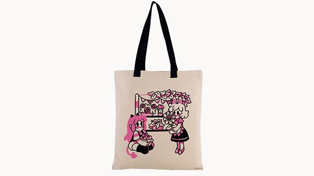 [+] Tote bag