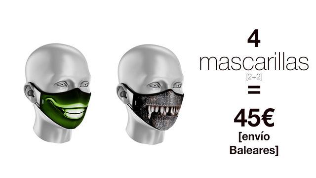 Pack Alien + Beast - Baleares