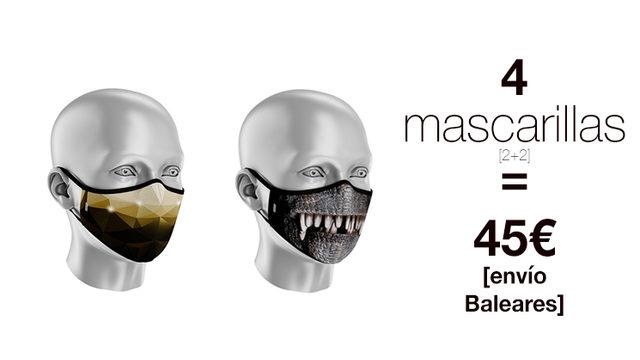 Pack Midas + Beast - Baleares