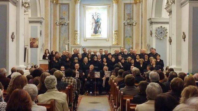 Missa coral amb piano