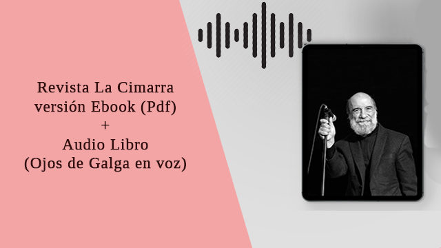 La Cimarra en digital y audio libro