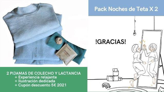 Pack Noches de Teta x 2