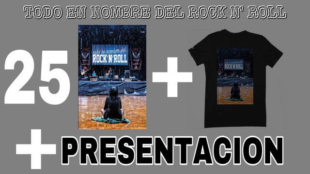 """PACK """"TÚ ERES EL ROCK'N'ROLL"""""""