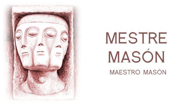 MESTRE MASON  (MAESTRO MASÓN)