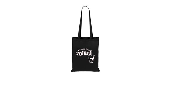 Volatil tote-bag.