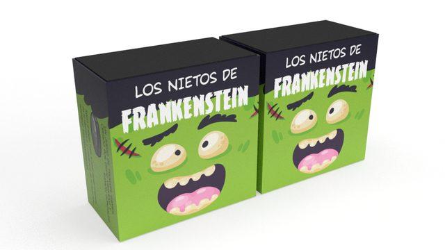 Dos copias del juego (Península)