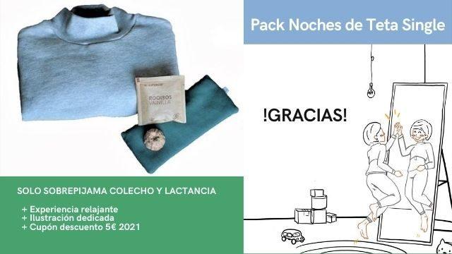Pack Sobrepijama Single