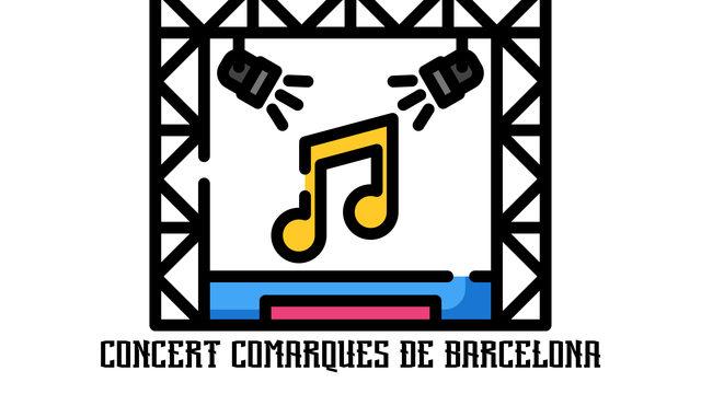Concert a les comarques de Barcelona
