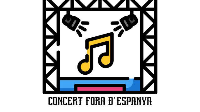 Concert Fora d'Espanya