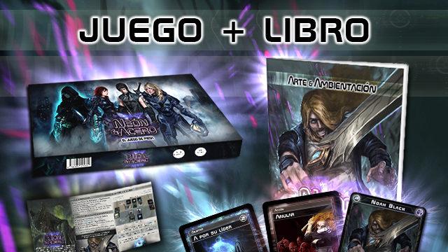 JUEGO + LIBRO