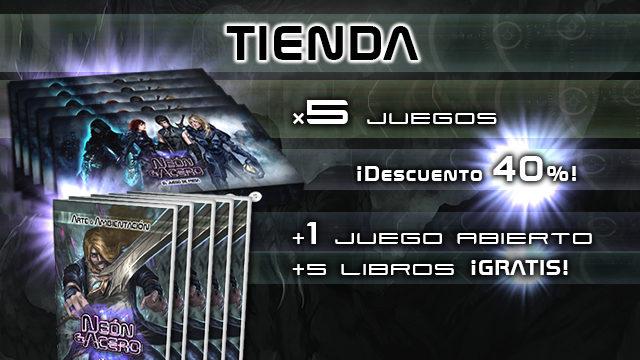 TIENDA x5