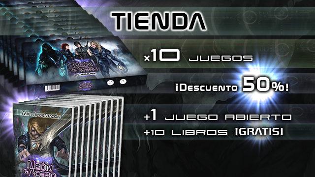 TIENDA x10
