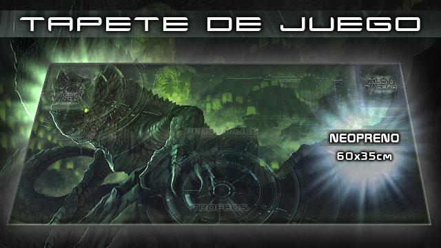 EXTRA: TAPETE DE JUEGO