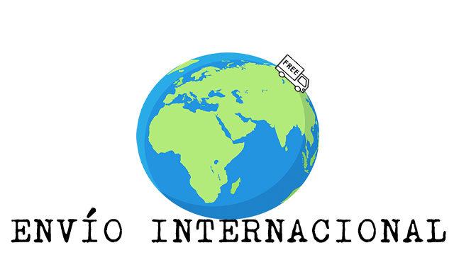 Envío Internacional (NO INCLUYE LIBROS)