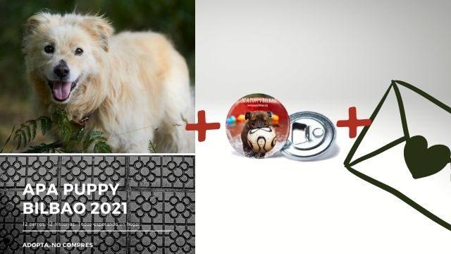 Calendario Solidario Puppy Bilbao + Abrebotellas
