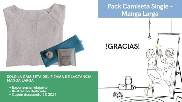 Pack Camiseta Single Long