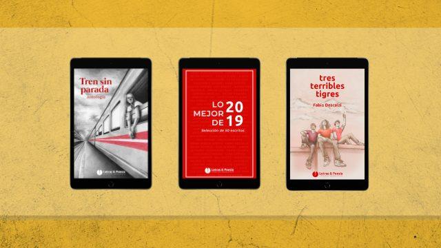 3 libros digitales
