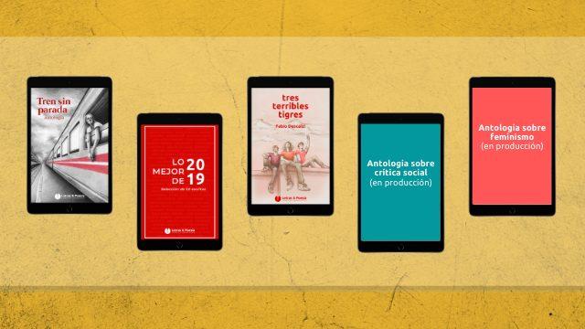 5 libros digitales