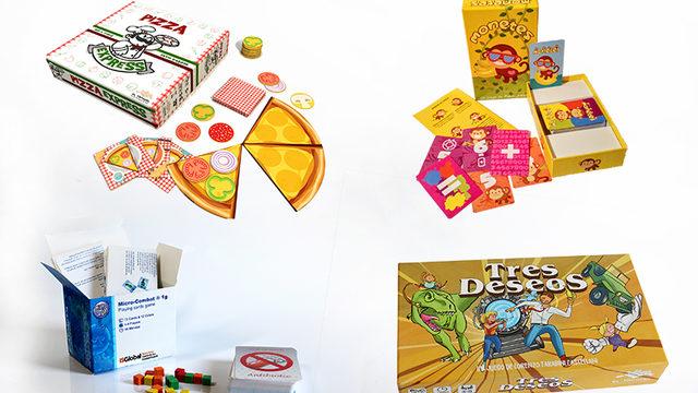 Pack juegos adicionales