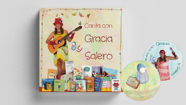 CANTA CON GRACIA Y SALERO