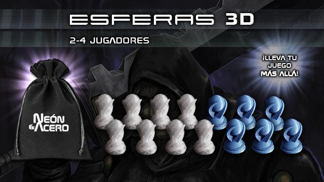 EXTRA: ESFERAS 3D
