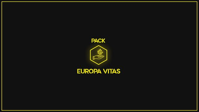 PACK EUROPE VITAS