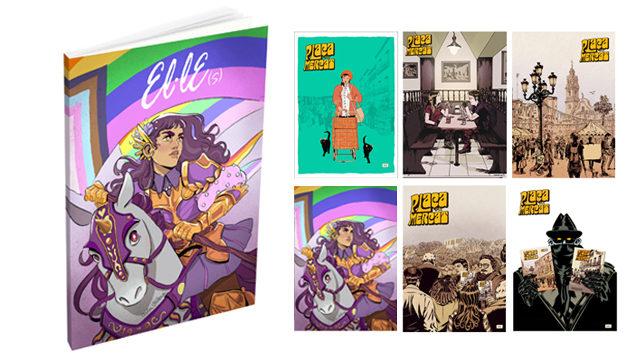 Revista EL·LE(s) + Láminas