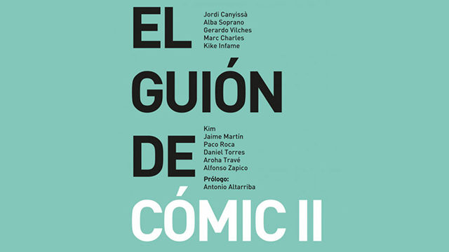 Revista digital Entrecomics + El guión de cómic II