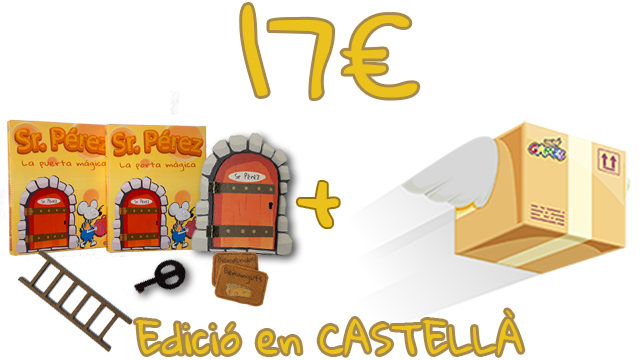 La Porta Màgica del Sr. Pérez (Edició en CASTELLÀ)