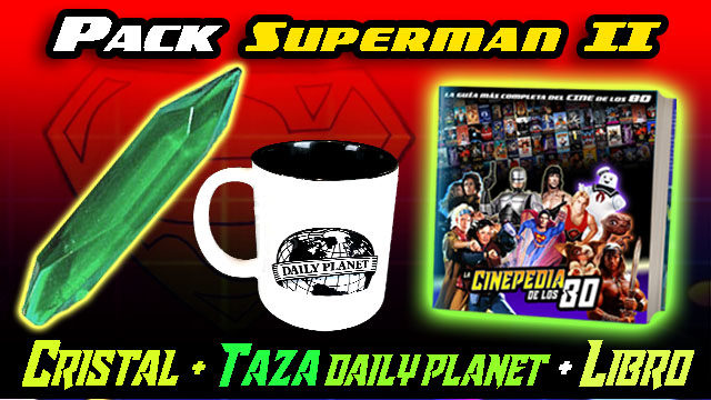 "PACK ""SUPERMAN II"""