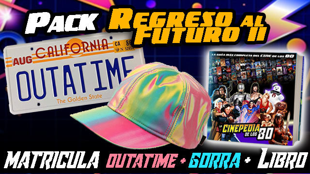 """PACK """"REGRESO AL FUTURO II"""""""