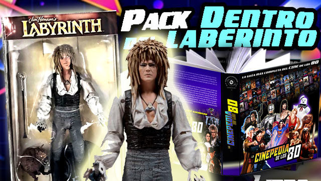 "PACK ""DENTRO DEL LABERINTO"""