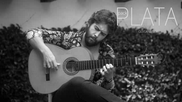 MEGA PACK PLATA - Guitarrista