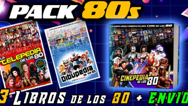 PACK 80s