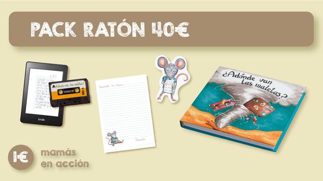 Pack ratón