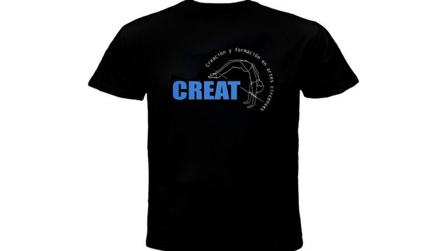 T-shirt CREAT