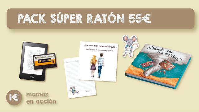 Pack Súper Ratón