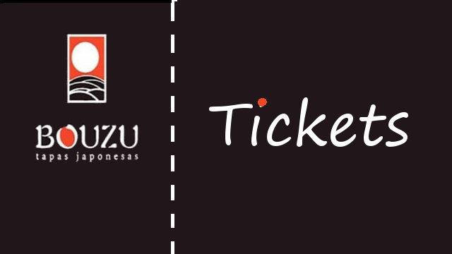 Tickets de restaurante - Pack 1