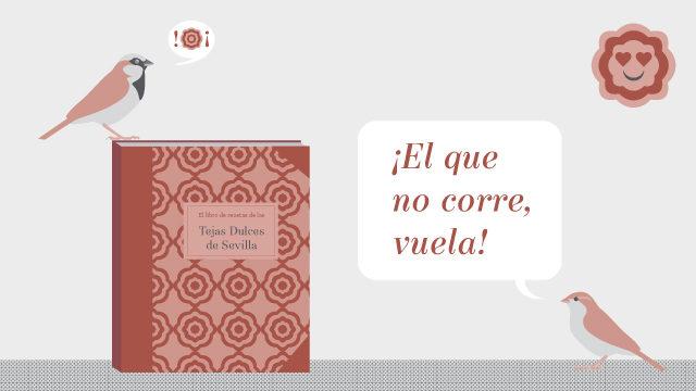 El Libro de Recetas de las Tejas Dulces de Sevilla (early bird)
