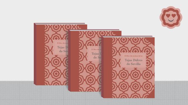 Tres ejemplares nuestro Libro de Recetas