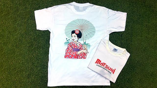 Camiseta Matsuri Mujer