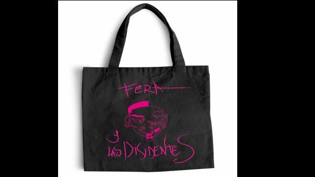 """Descarga LP """"Disidentes"""" + Tote Bag """"Fera y Las Disidentes"""""""