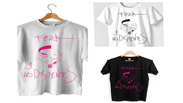 "Descarga LP ""Disidentes"" + Camiseta ""Disidentes"""
