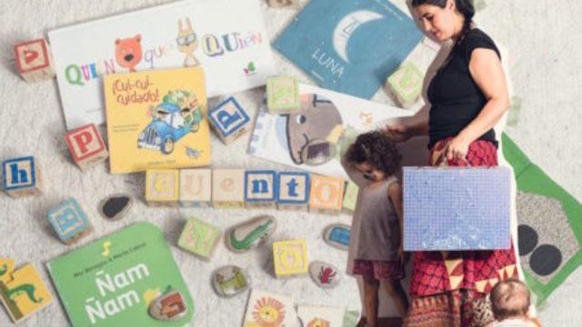 """Curso online bebés y cuentos """"En la avellaneda"""""""