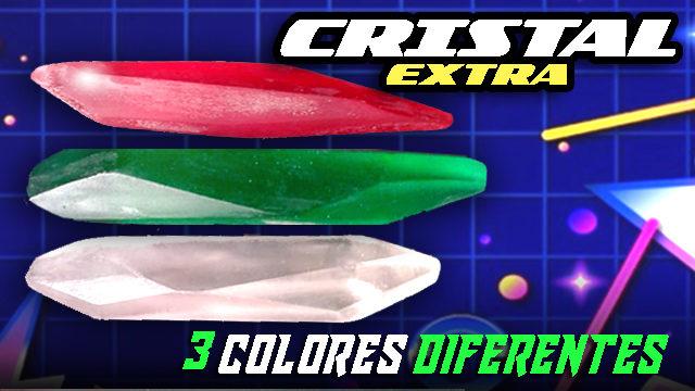 CRISTAL de SUPERMAN EXTRA